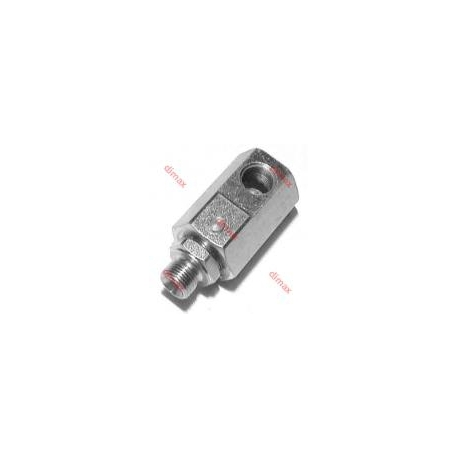 SWIVEL JOINT ELBOW 90o 3/4