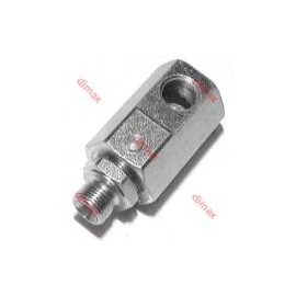 SWIVEL JOINT ELBOW 90o 1''