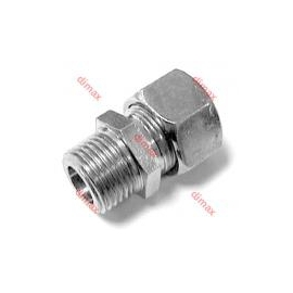 MALE STUD STRAIGHT CONNECTION NPT 10 L - 1/2