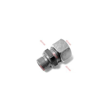 MALE STUD STRAIGHT CONNECTION METRIC 6 L - 22 x 1,5