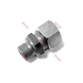 MALE STUD STRAIGHT CONNECTION METRIC 15 L - 18 x 1,5
