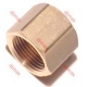 BRASS NUTS FOR SCANIA - VOLVO 17 x 32 (3/8 CON)