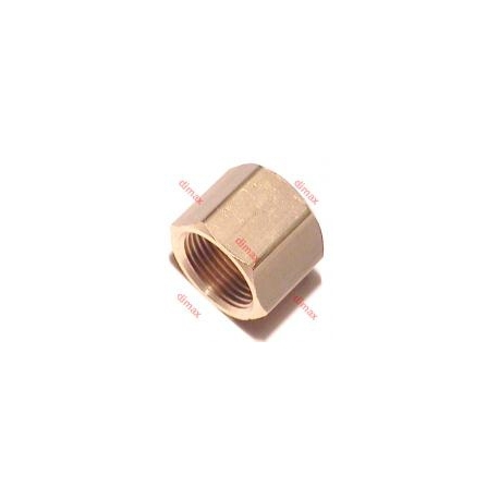 BRASS NUTS FOR SCANIA - VOLVO 13/16 (5/8 CON)
