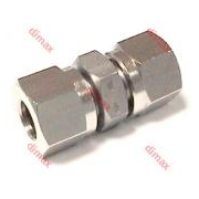 BRASS NICKEL PLATED CONNECTORS 12