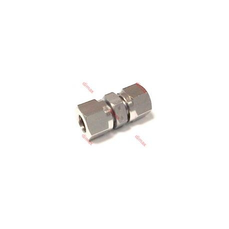 BRASS NICKEL PLATED CONNECTORS 16