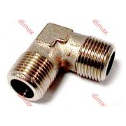 ELBOW MALE TAPER BSPT CONNECTORS 8 x 10 - 1/8