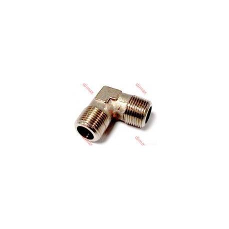 ELBOW MALE TAPER BSPT CONNECTORS 6 x 8 - 1/4