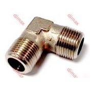 ELBOW MALE TAPER BSPT CONNECTORS 8 x 10 - 1/4