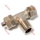 CENTRAL T TAPER MALE BSPT 4 x 6 - 1/8