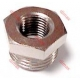 REDUCER FEMALE CYLINDRICAL-MALE TAPER BSPT 3/4- 3/8
