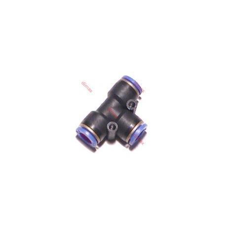 TEES PUSH-IN FITTINGS 8mm