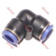 ELBOW PUSH-IN FITTINGS PLASTIC 8mm