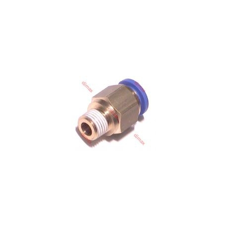 STRAIGHT MALE PUSH-IN FITTINGS BSPT 10-3/8