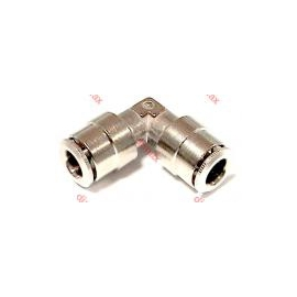 BRASS ELBOW PUSH-IN FITTING 4