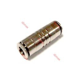 BRASS PUSH-IN FITTING STRAIGHT 6