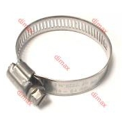 STAINLESS STEEL CLAMPS 105 x 127