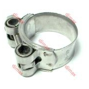 STAINLESS STEEL HEAVY DUTY CLAMPS 26-28