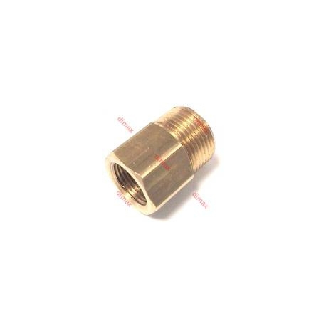 FIXED CONNECTORS MALE-FEMALE 22 x 1,5 - 3/8
