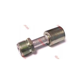 MALE LOOSE NUT SMOOTH SEAT 3/4 x 16 - 13/32