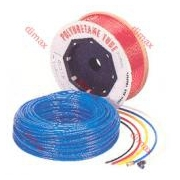 POLYURETHANE HOSE IN BLUE OR RED COLOR 6,5 x 10