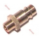 GERMAN QUICK COUPLER WITH TAIL NW 7.2 - 1/4
