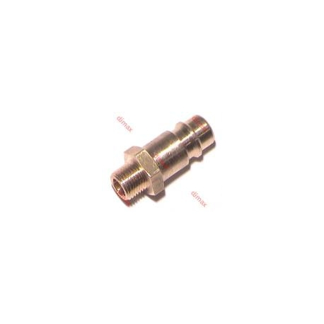 GERMAN QUICK COUPLER WITH TAIL NW 7.2 - 1/8