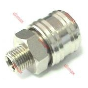 MALE QUICK COUPLINGS NW 5.5 - 3/8