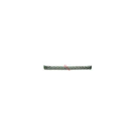 GALVANISED WIRE ROPE 6 x 19 Φ6