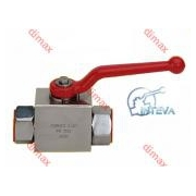 2WAY STAINLESS STEEL BALL VALVES AISI 316 1/2