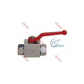2WAY STAINLESS STEEL BALL VALVES AISI 316 3/4