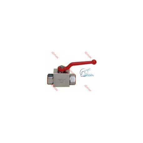 2WAY STAINLESS STEEL BALL VALVES AISI 316 1''