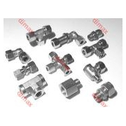 FORGED FITTINGS ACCORDING TO DIN 2353