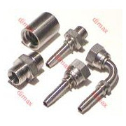 STAINLESS STEEL FITTINGS TYPE AISI 316L