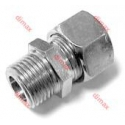 MALE STUD STRAIGHT CONNECTION NPT