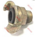 MALE AIR COMPRESSOR COUPLINGS