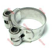 STAINLESS STEEL HEAVY DUTY CLAMPS