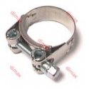 GALVANIZED STEEL HEAVY DUTY CLAMPS
