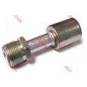 MALE LOOSE NUT SMOOTH SEAT