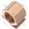 BRASS NUTS FOR SCANIA - VOLVO