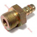 AIR COMPRESSOR FITTINGS MALE