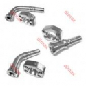 CRIMP FITTINGS FOR O&K EQUIPMENT
