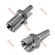 METRIC FITTINGS DIN 3853 24o CONE