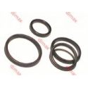 BLACK ORINGS FOR FLANGE FITTINGS THICKNESS 14mm